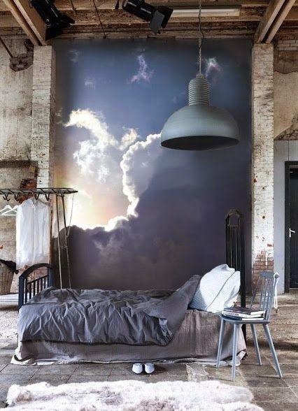 الوان-ديكورات-غرف-نوم-مستوحاة-من-اشكال- الطبيعة- (9)