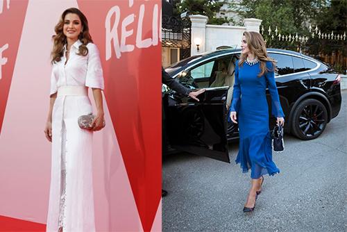 بالصور-اجمل-ازياء-الملكة-رانيا-العبدالله- بمناسبة- عيد- مولدها- (20)