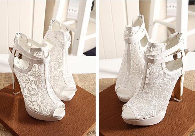 حذاء-عروس-ابيض