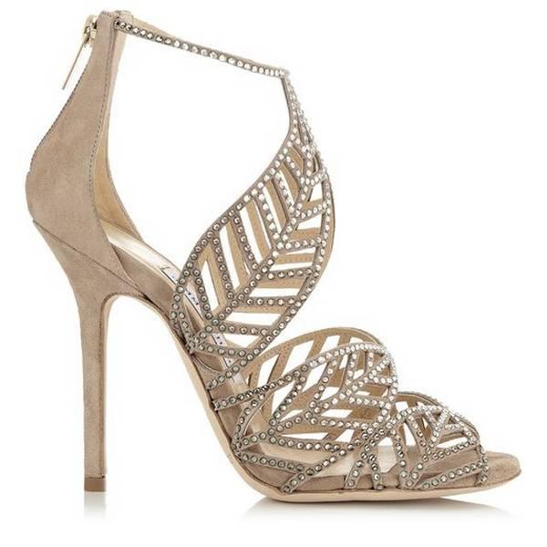 حذاء-عروس-فضي