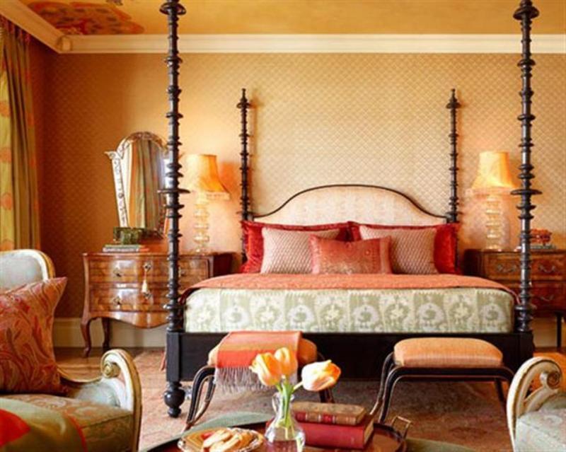 ديكورات-غرف-نوم-حديثة-بستايل-مغربي- (3)
