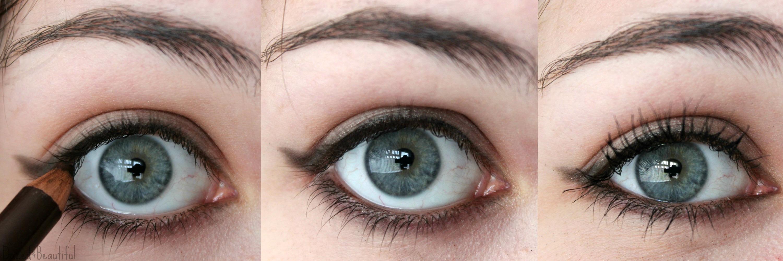 سموكي عيون مبطنة