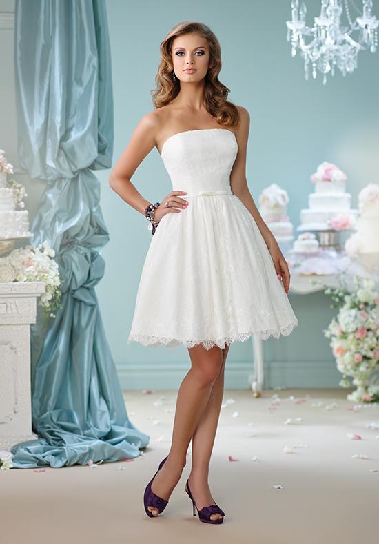 طلة-عصرية-بفستان-زفاف-قصير - Copy