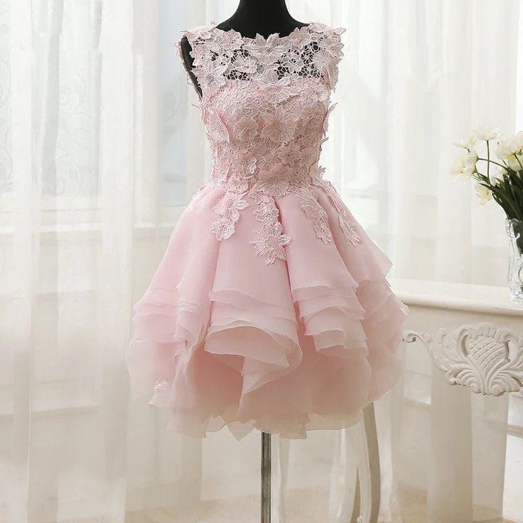 فستان-خطوبة-قصيرة