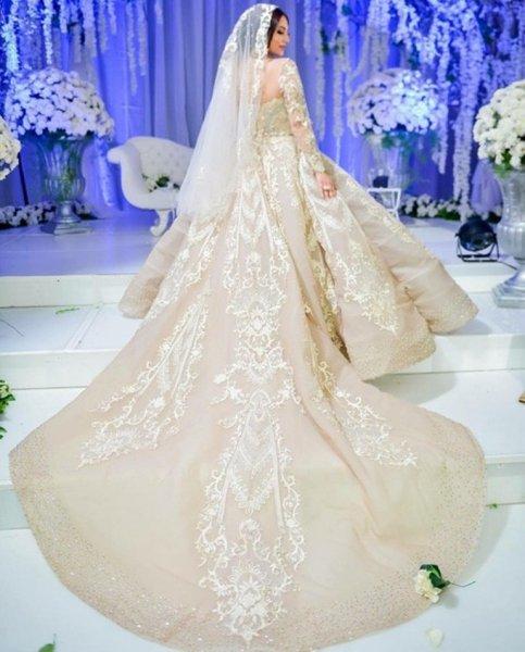 فستان-زفاف-محجبات