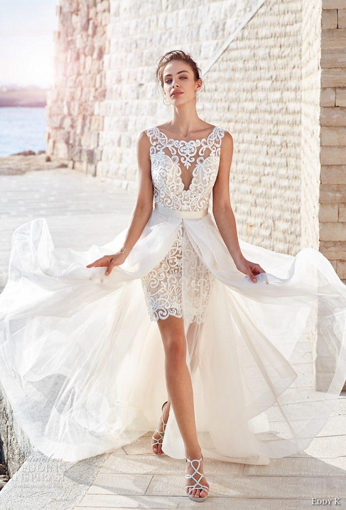 فستان-عرس-قصير