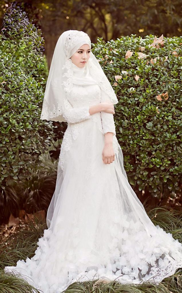 فستان-للعروس-المحجبة
