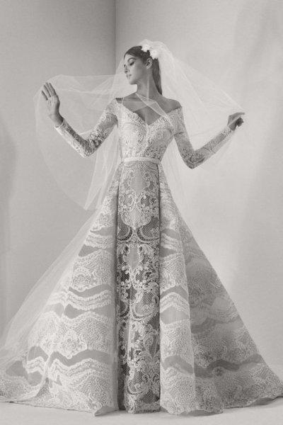 فستان-ملكي-ايلي-صعب