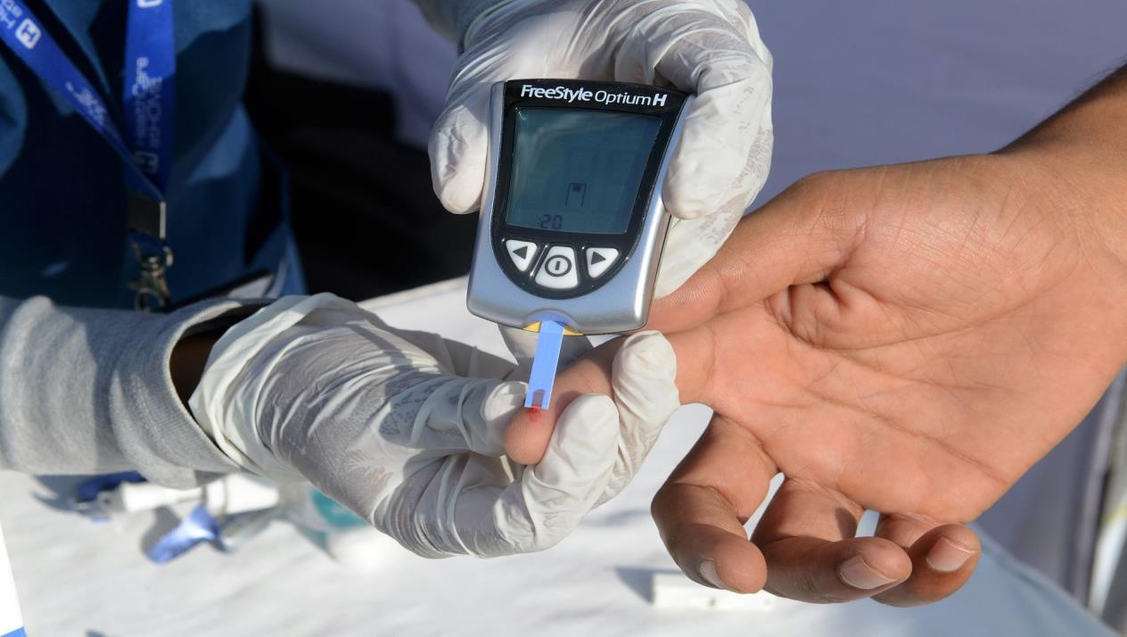 تحضيرات مريض السكري للحج