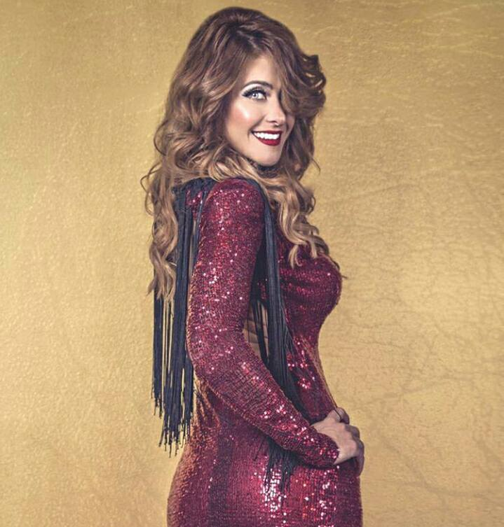 الممثلة المصرية هيدي كرم