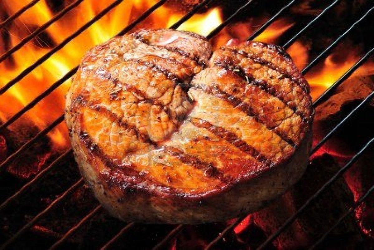 طريقة عمل ستيك لحم مشوي على الفحم
