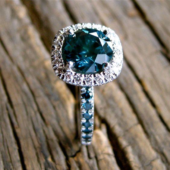 الماس-الأزرق