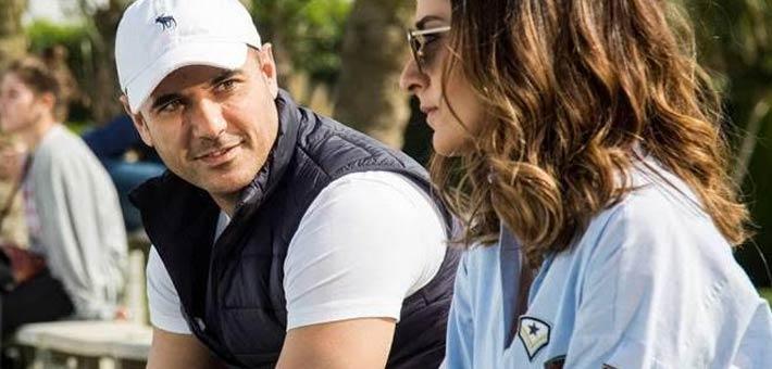 أمينة خليل أحمد عز في فيلم الخلية المقرر طرحه في عيد الأضحى