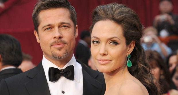 حقيقة تراجع أنجلينا جولي عن الطلاق من براد بيت