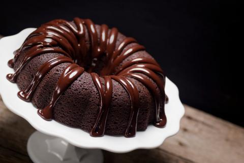 طريقة عمل كيكة الشوكولاته الفرنسية