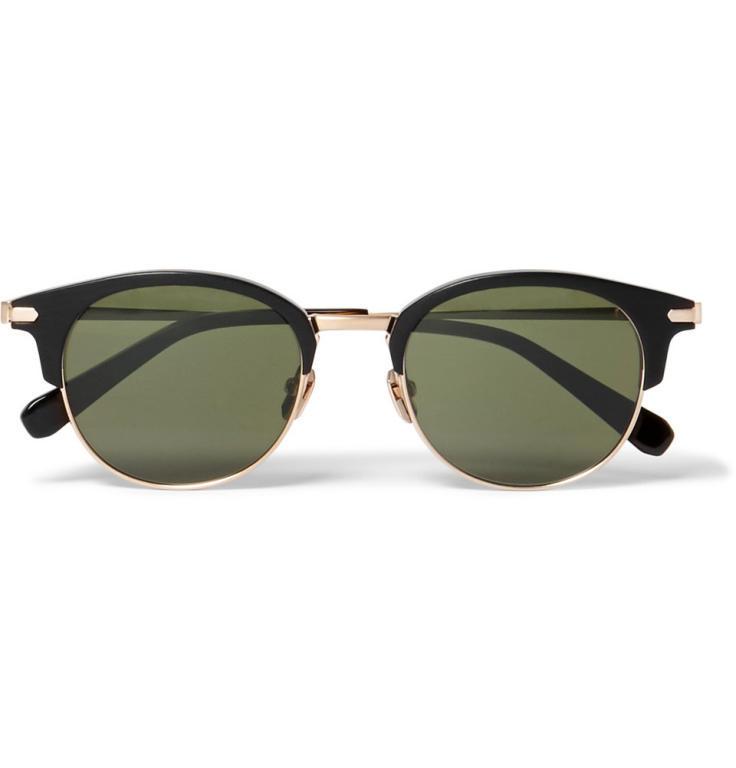 70c6bc943 اجمل نظارات شمسية رجالية موضة خريف 2018 - مشاهير
