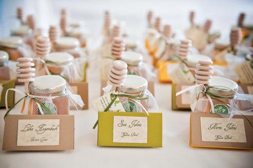 Small Gifts For Wedding Guests: افكار مميزة لهدايا المعازيم في حفلات الزفاف