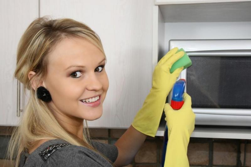 نصائح لتنظيف ادوات المطبخ الكهربائية