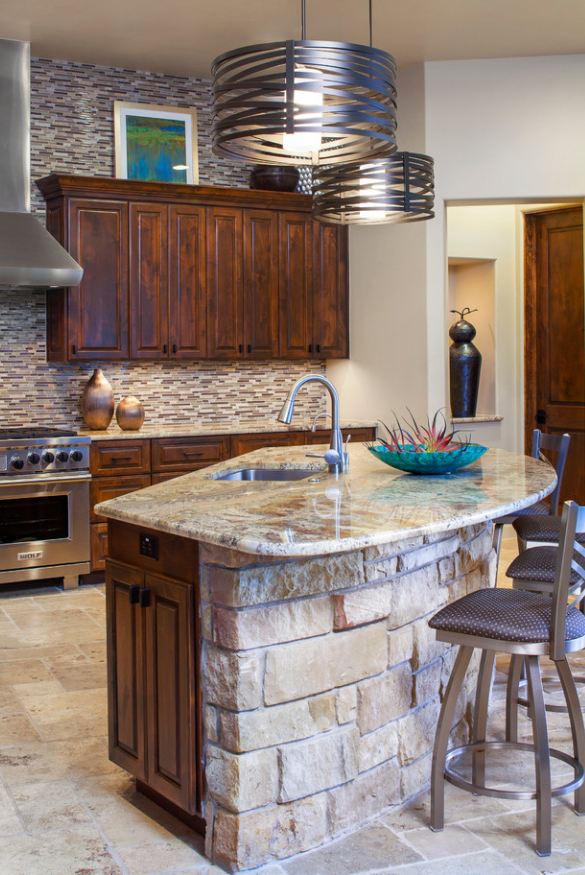 Kitchen Island Seating Ideas