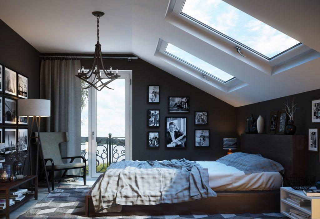 صور احدث تصاميم غرف نوم مودرن حديثة   مشاهير