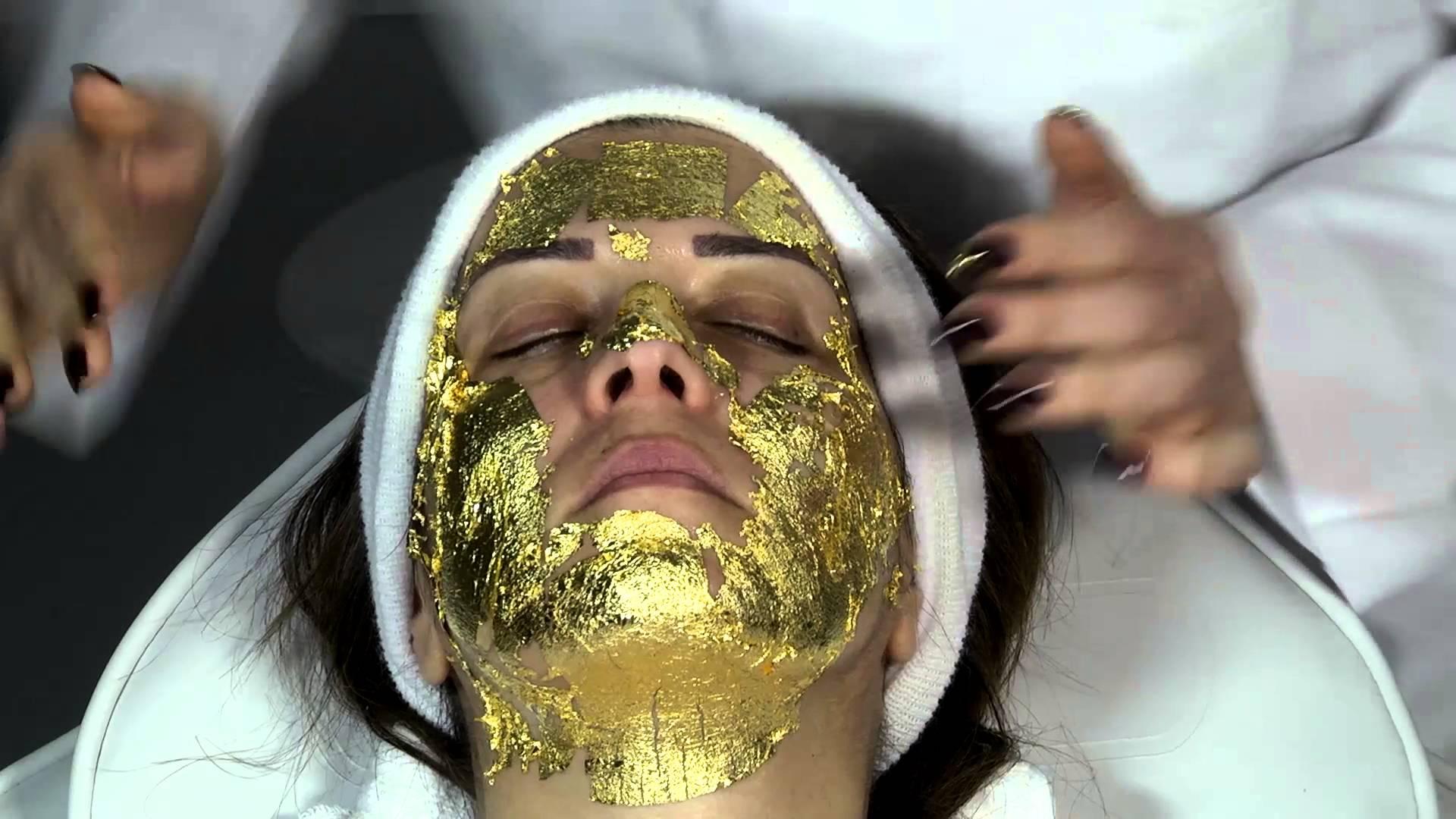 قناع الذهب