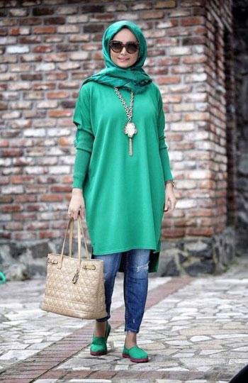 موديلات-ملابس-محجبات-كاجوال-مناسبة-للجامعة- (14)