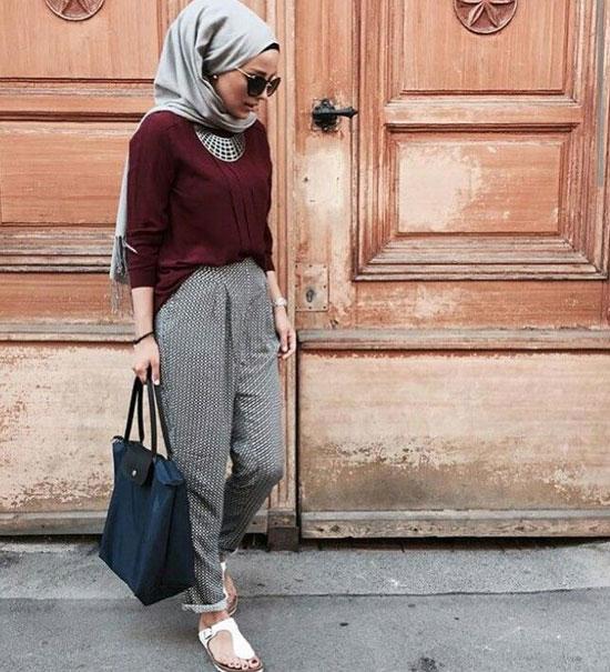 موديلات-ملابس-محجبات-كاجوال-مناسبة-للجامعة- (15)