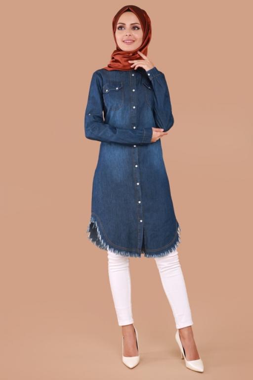 b7a1dac58db79 موديلات ملابس محجبات كاجوال مناسبة للجامعة - مشاهير