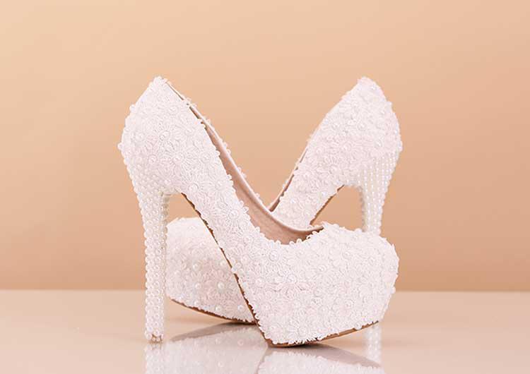 حذاء الزفاف