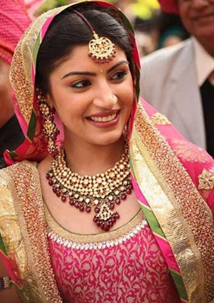 اكسسوارات-العروس-الهندية