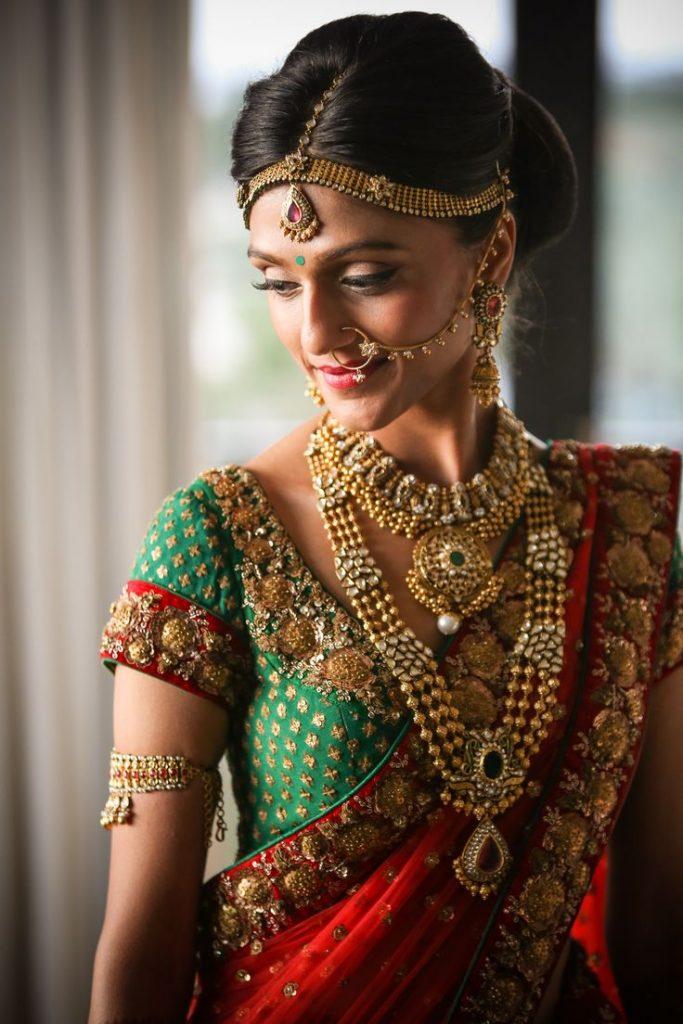 العروس-الهندية