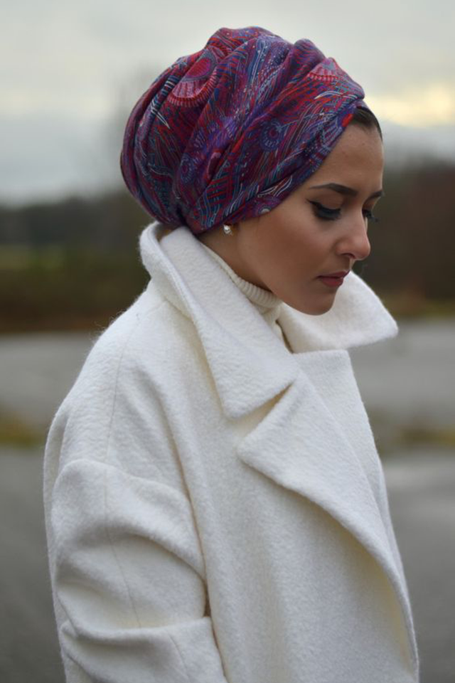 حجاب-توربان
