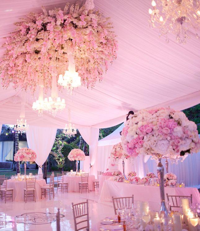 ديكور-زفاف-بينك