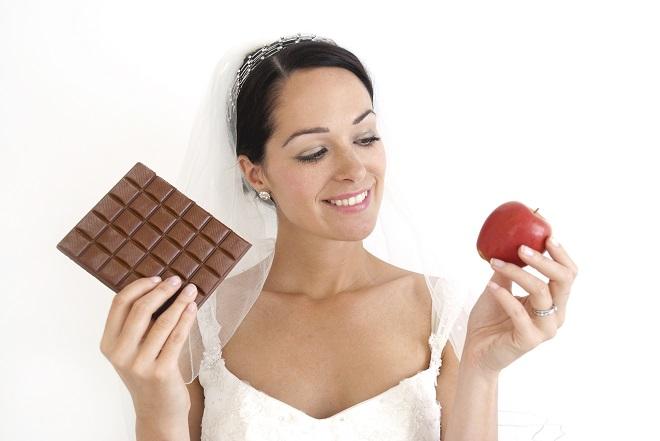 حمية غذائية للعروس