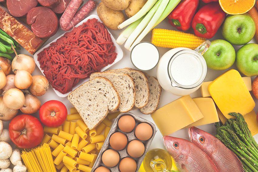 طعام رجيم صحي