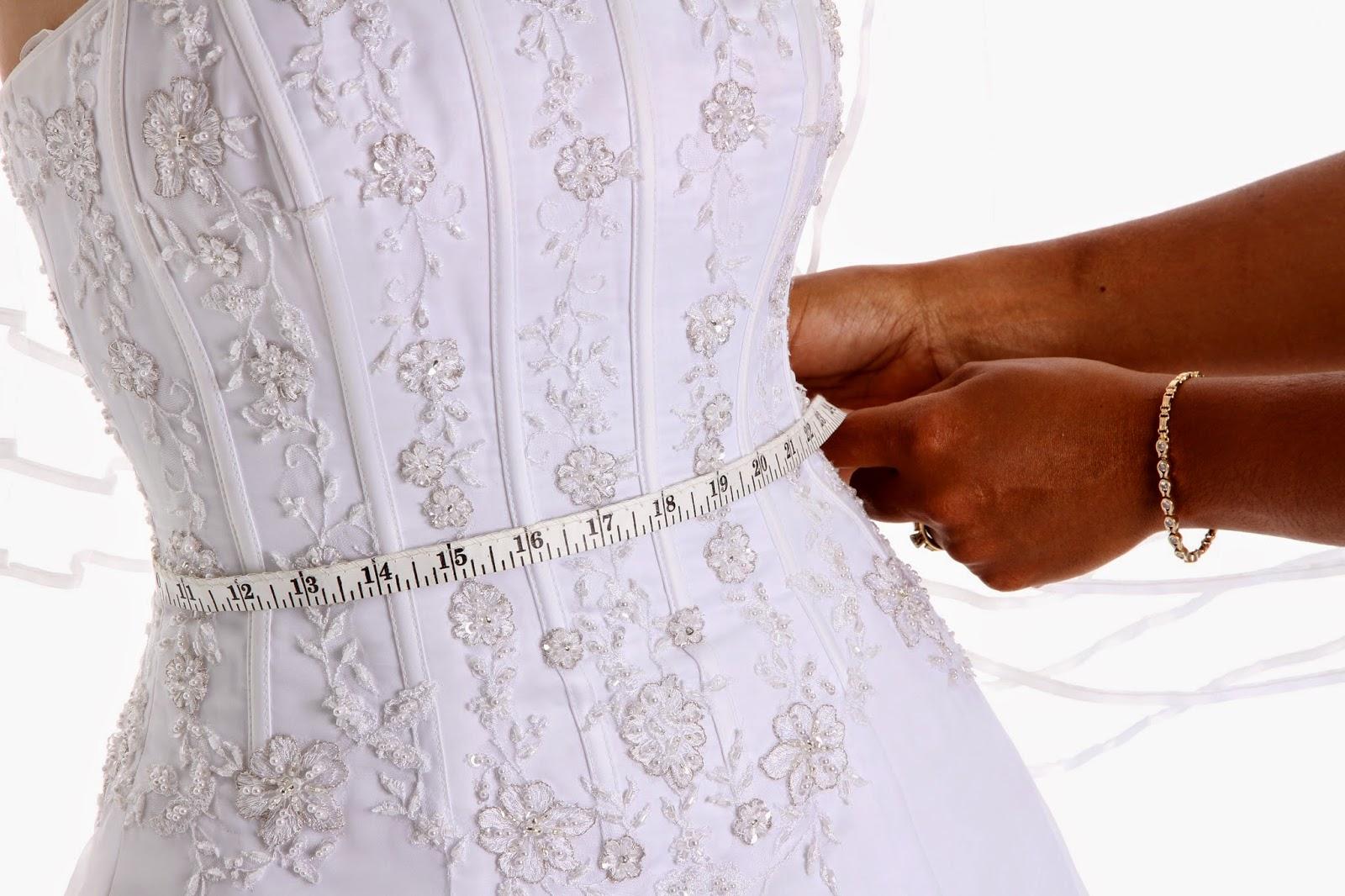تقليل وزن العروس