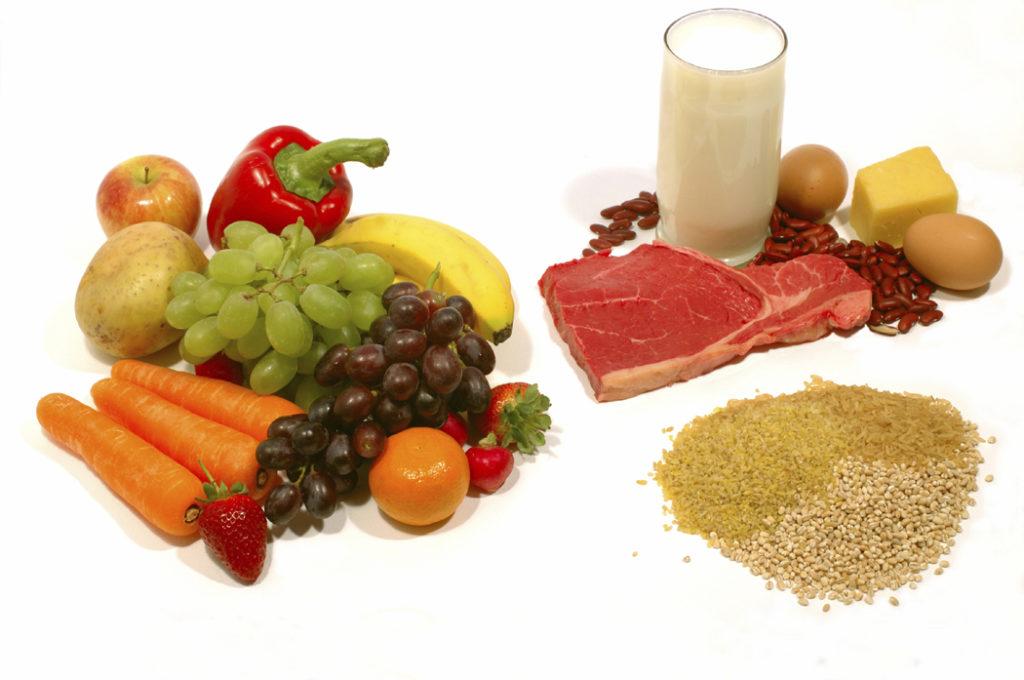الأطعمة المناسبة في الرجيم الصحي