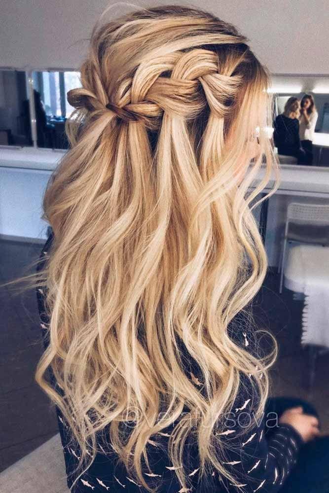 شعر-اصفر-طويل