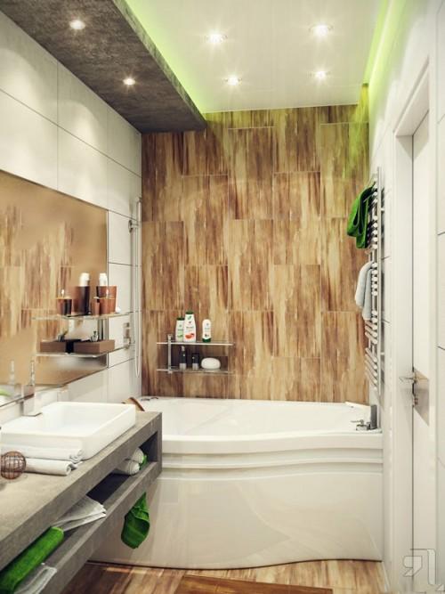 صور-افكار-ديكورات-حمامات-صغيرة- (1)