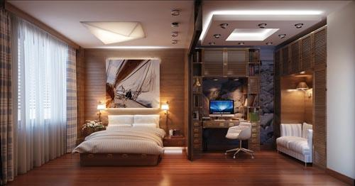 غرفة-مبتكرة-بالجبس