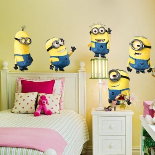 غرف-اطفال-بديكورات-ورق-الحائط-ثلاثي-الابعاد- (11)