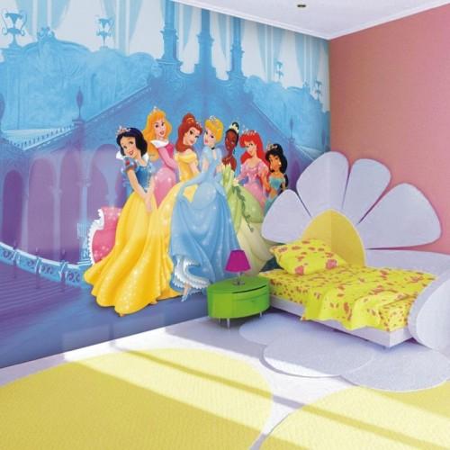 غرف-اطفال-بديكورات-ورق-الحائط-ثلاثي-الابعاد- (12)