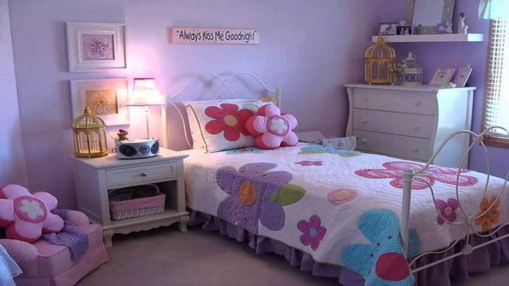 غرف-نوم-اطفال-باللون-الوردي- (17)