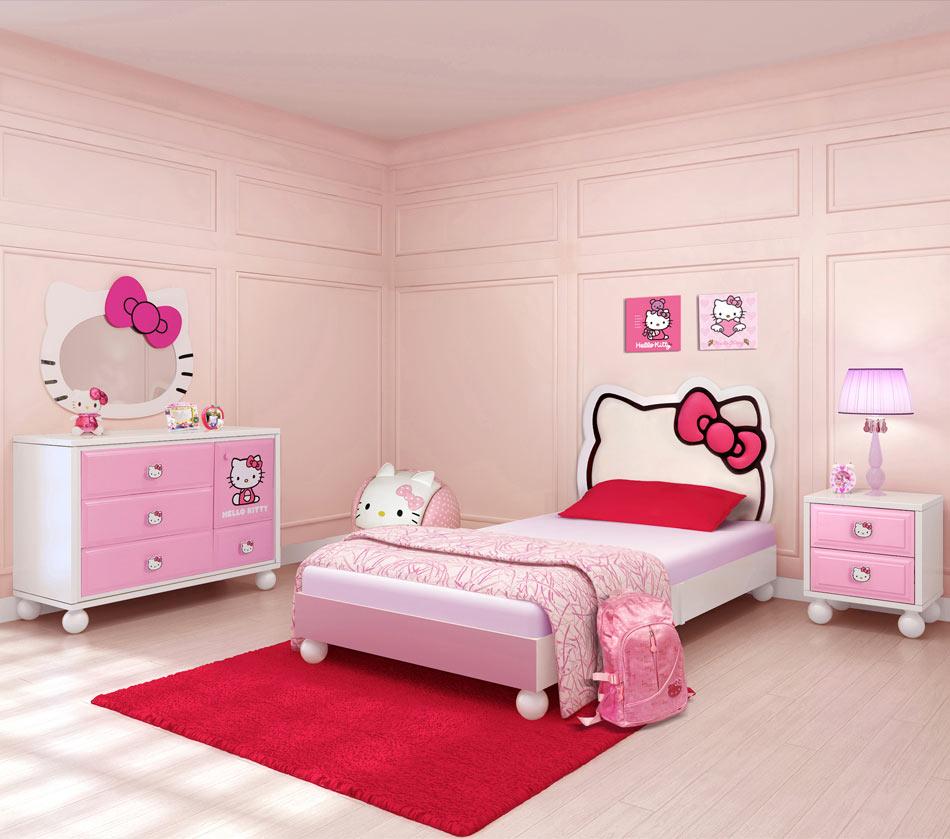 غرف-نوم-اطفال-باللون-الوردي- (25)