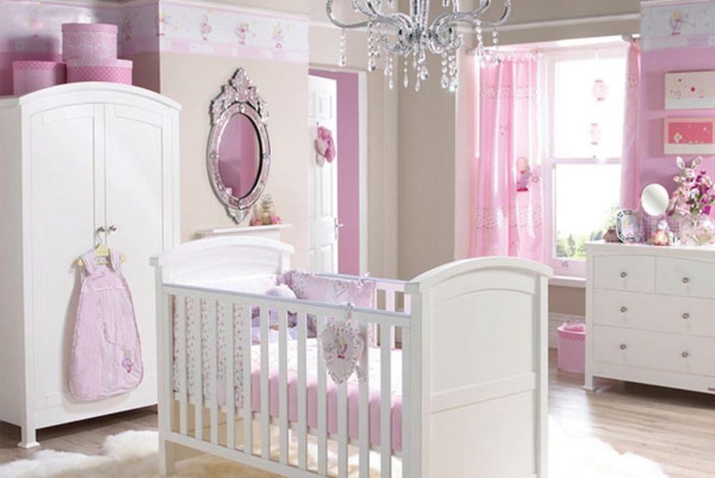 غرف-نوم-اطفال-باللون-الوردي- (5)