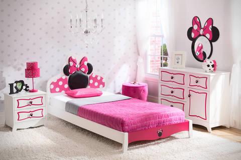 غرف-نوم-اطفال-باللون-الوردي- (9)