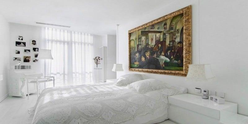 غرف-نوم-كلاسيك-لون-ابيض- (3)