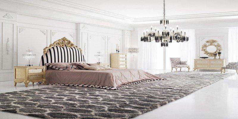 غرف-نوم-كلاسيك-لون-ابيض- (4)