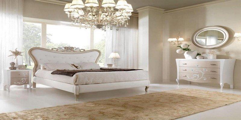 غرف-نوم-كلاسيك-لون-ابيض- (6)
