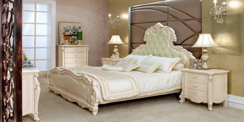غرف-نوم-كلاسيك-لون-ابيض- (7)